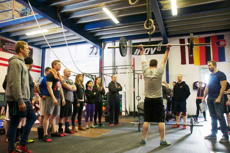 CrossFit for adults