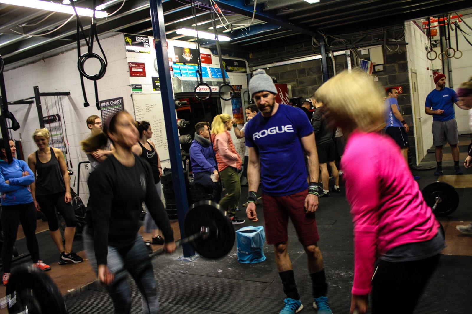 About Dublin's Best CrossFit Box